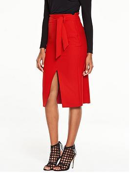v-by-very-paperbag-waist-skirt