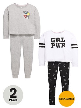 v-by-very-girls-mix-and-match-dream-team-pyjamas-2-pack