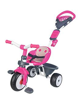smoby-baby-driver-confort-trike-pink