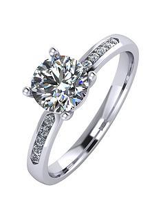 moissanite-platinum-110-carat-solitaire-moissanite-ring-with-set-shoulders