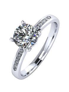 moissanite-paladium-110-carat-solitaire-moissanite-ring-with-set-shoulders