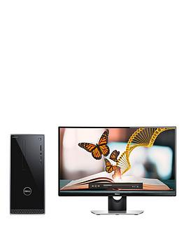 dell-inspiron-3000-series-intelreg-coretradenbspi5nbsp8gbnbspramnbspddr4-1tbnbsphard-drive-27in-desktop-bundle-black