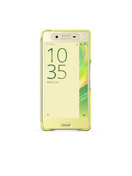 sony-smart-style-cover-touch-scr50-for-xperia-x