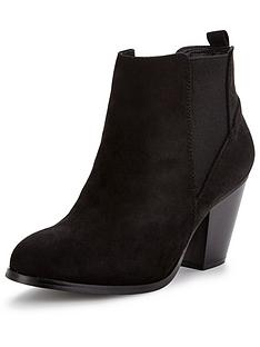 v-by-very-shaney-elastic-detail-mid-heel-western-boot-black