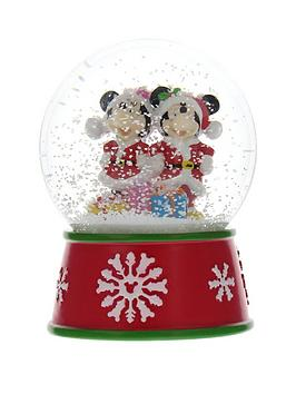 disney-mickey-and-friends-christmasnbspsnowglobe