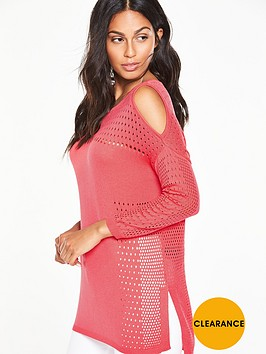 v-by-very-cold-shoulder-pointelle-jumper