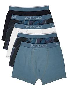 river-island-boys-camouflage-print-soft-boxers-5-pack