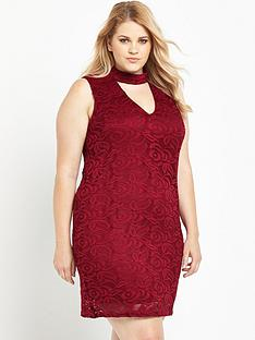 ax-paris-curve-lace-sing-dress