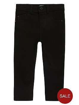 river-island-mini-girls-black-skinny-jeans