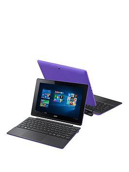 acer-switch-10-e-intelreg-atomtrade-processor-2gb-ram-32gb-emmc-storage-101-inch-touchscreen-2-in-1-laptop-includes-microsoft-office-mobilenbspndash-purple