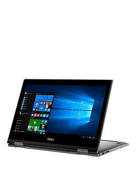 dell-inspiron-13-5000-series-intel-core-i3-4gb-ram-ddr4-500gb-hard-drive-133-inch-full-hd-touchscreen-2-in-1-laptop-aluminium-silver