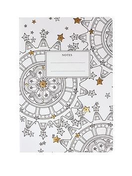 go-stationery-the-time-garden-a5-colouring-exercise-book