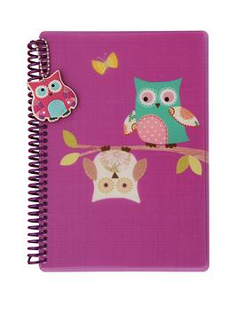 go-stationery-owls-a5-amp-a6-notebooks