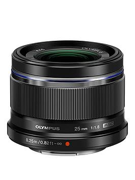 olympus-olympus-mzuiko-25mm-f18-macro-lens