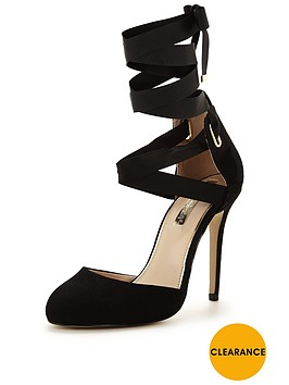 miss-selfridge-ballet-wrap-heeled-shoenbsp