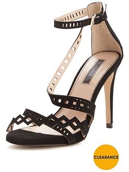 miss-selfridge-clover-laser-cut-sandalsnbsp