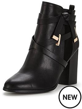 miss-selfridge-wrap-strap-ankle-boot
