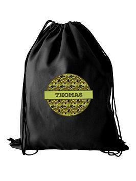 personalised-camo-kit-bag
