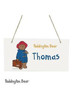 paddington-bear-personalised-wooden-sign