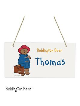 paddington-bear-personalised-wooden-sign