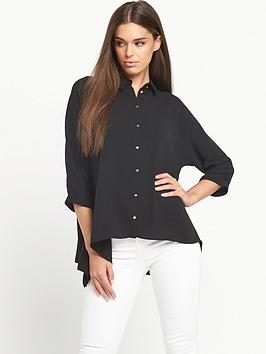 river-island-hanky-hem-shirt-black