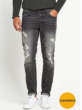 only-sons-regularnbspweft-dark-grey-jeans