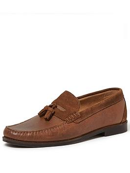 river-island-leathernbsptassel-loafers