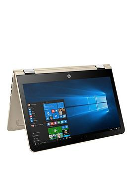 hp-pavilion-x360-13-u013na-intelreg-coretrade-i3-8gb-ram-1tb-hard-drive-133-inch-touchscreen-2-in-1-laptop-with-optional-microsoft-office-365-home-gold