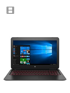 hp-omen-15-ax002na-intelreg-coretrade-i7-8gb-ram-1tb-hard-drive-amp-128gb-ssd-storage-156-inch-full-hd-gaming-laptop-with-4gb-nvida-geforce-gtx965m-graphics-black