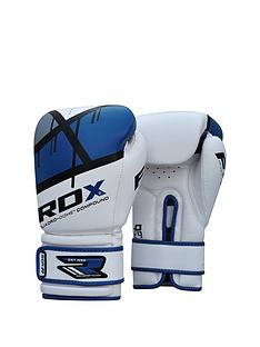 rdx-maya-hide-leather-gloves-ndash-bluewhite