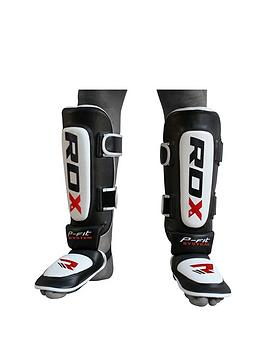 rdx-cow-hide-leather-shin-instep-pads