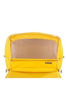 silver-cross-dolls-pram-rainshieldnbsp--lemon-yellow