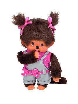 monchhichi-pink-dot-ribbon-girl-20cm