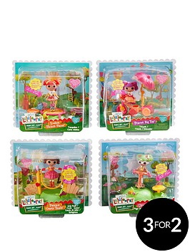 la-la-loopsy-treehouse-and-4-different-playset-5-part-set