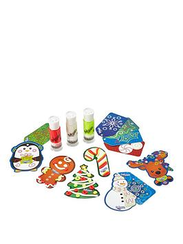 doh-vinci-doh-vinci-quot3-pack-set-quot-ornament-kit-with2x-gift-tag-kits