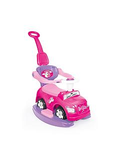 dolu-step-car-4-in-1-pink