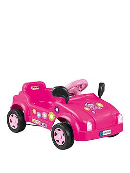 pedal-operated-smart-car-pink