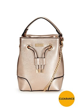 dune-dune-ells-rose-gold-bucket-bag