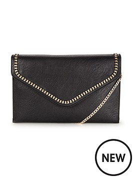dune-essy-chain-clutch-bag