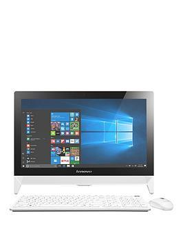 lenovo-aio-c20-00-intelreg-celeronregnbsp4gb-ramnbsp1tb-hard-drive-195-inch-all-in-one-desktop-pc-with-optional-microsoft-365-personal-white
