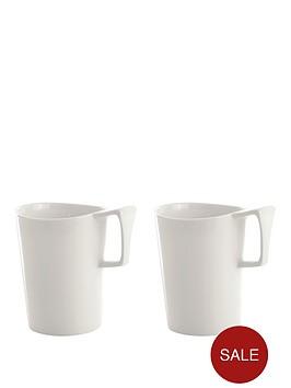 berghoff-eclipse-glazed-porcelain-set-of-2-mugs-8cm