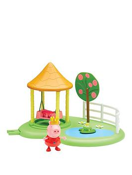 peppa-pig-princess-peppa039s-enchanting-garden-playset