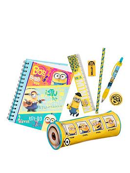 minions-stationery-set