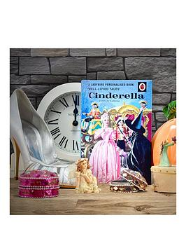 cinderella-a-ladybird-personalised-book