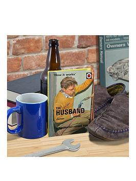 the-husband-a-ladybird-personalised-book
