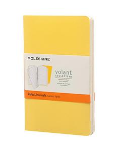 moleskine-moleskine-volant-ruled-a6-pocket-journal-twin-pack--yellow