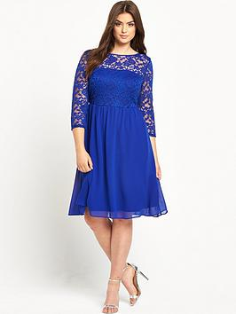 so-fabulous-lace-skater-dress-14-28-cobalt-blue