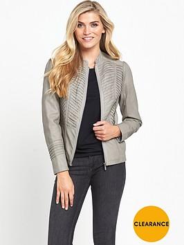 wallis-gothic-biker-jacket-grey