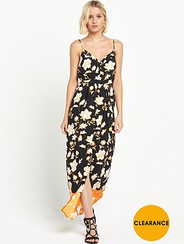 river-island-button-down-floral-maxi-dressnbsp