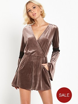 lost-ink-wrap-playsuit-with-lace-backnbsp